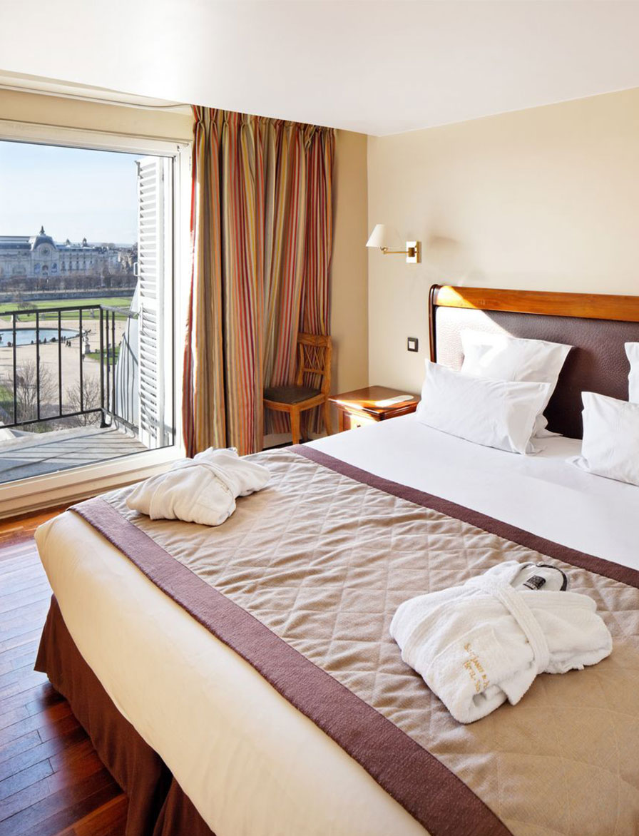 Appartement Hotel Saint James Albany Paris 2chambres home